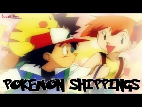 My Top 10 Pokemon Shippings