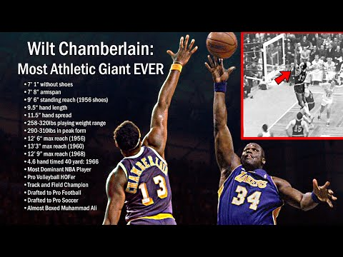 wilt-chamberlain---the-most-athletic-giant-ever
