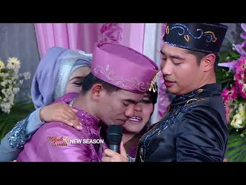 Tangis Haru Menyelimuti Sungkeman Ahmad Fauzi Dan Pasangannya   NIKAH GRATIS Eps. 10 (4/4)