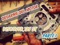 Tutorial como desarmar   Desarme Motor Bajaj Discover 125 ST