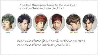 Shinhwa - Brand New - Lyrics (Color Coded)