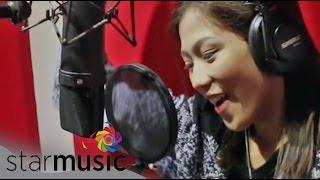 ALEX GONZAGA - Goodbye Kiss (Recording Session)