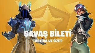 Fortnite-7. Overview of the Battle of the Season Ticket