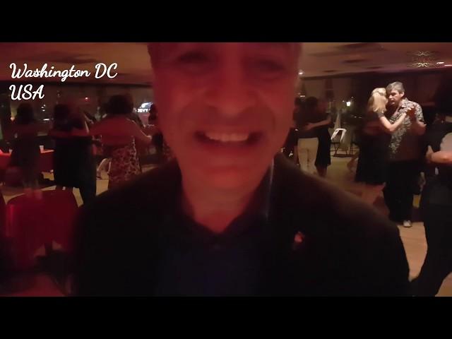 Zandunga, wach Zandunga, tango in Washington DC