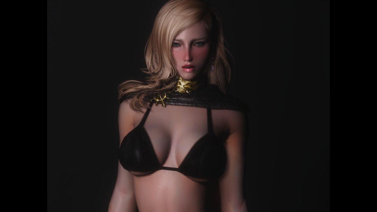 lovehappy net - vampire cbbe clothes skyrim mod