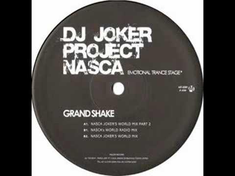 DJ Joker Project Nasca - Grand Shake