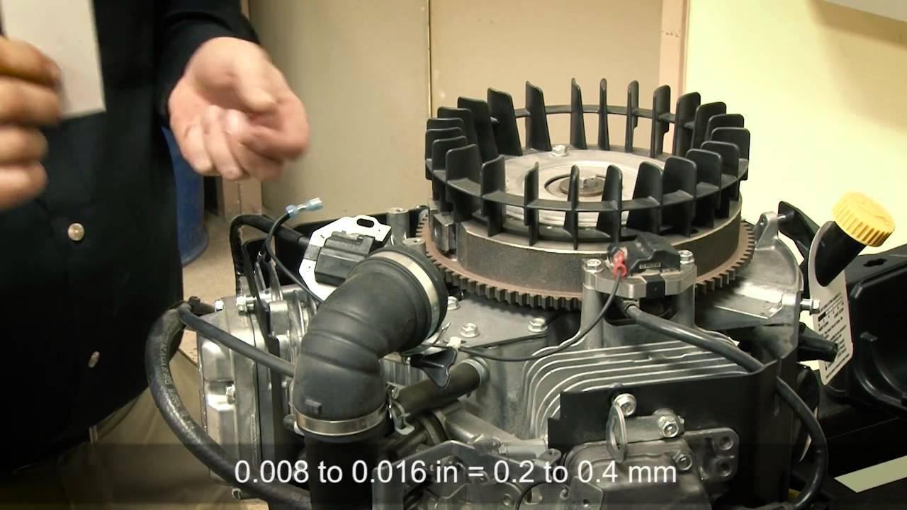 Propane Technician Training: Setting Coil Air Gap