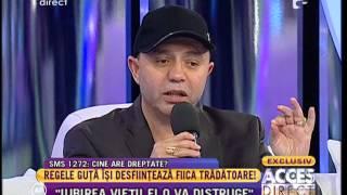 Nicolae Guta &quotNicoleta are probleme cu banii&quot