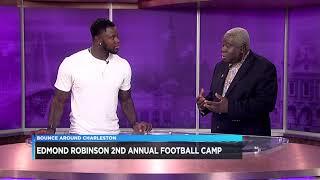EDMUND ROBINSON FOOTBALL CAMP