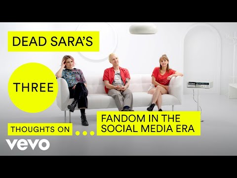 Dead Sara - Dead Sara's Three Thoughts on Fandom in the Social Media Era