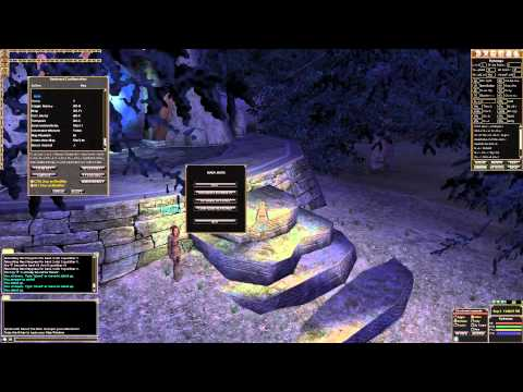 Dark Age of Camelot Bonedancer Leveling Gameplay – Part 1