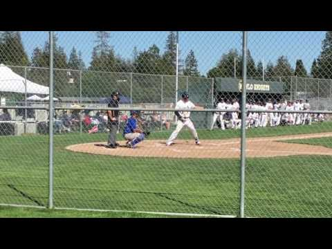 Jordan Getzelman (4-21-17) vs William Jessup University (Menlo Park, CA)