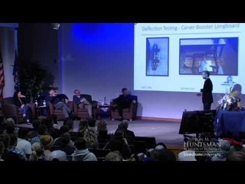 Lectures in Entrepreneurship: Shark Tank