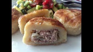 Муж гостил в Беларуси и попробовал там блюдо со смешным названием пызы.