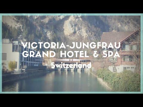 Celestielle #261 Victoria-Jungfrau Grand Hotel & Spa, Interlaken, Switzerland