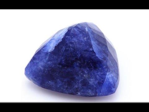 Содалит Свойства камня