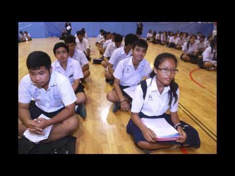 บรรยากาศสอบนักเรียนระบบรับตรงรอบที่ 2 คณะวิทยาการจัดการ  2559
