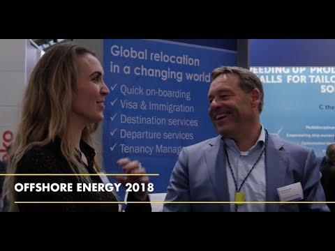 Offshore Community op de Offshore Energy '18