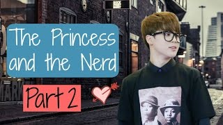 [FF VIDEO] BTS Jimin - The Princess and The Nerd (Part 2)