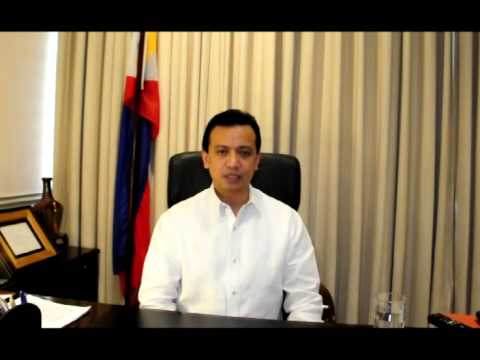 Senator Antonio Trillanes version 2