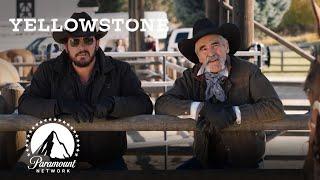 Inside Yellowstone Season 3 | Paramount Network