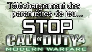 [TUTO] STOP Téléchargement des Paramètres de Jeu CoD 4 PS3 !