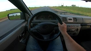 2011 УАЗ Pickup 2.7L (128) POV Test Drive