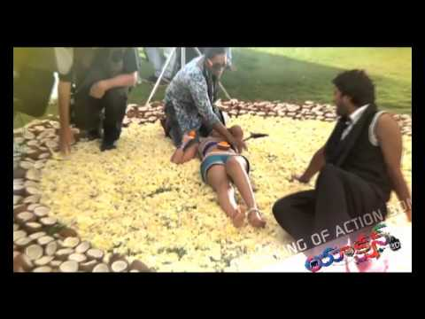 Action 3D Oolala Song Making