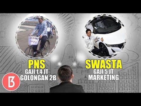Inilah Perbedaan PNS Dan Karyawan Swasta