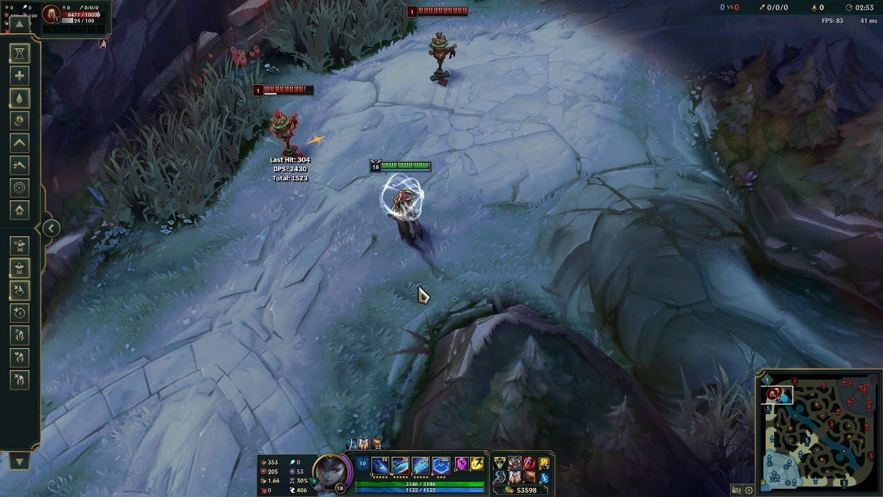 Camille Build Guide : Zdenster's Guide to Top Lane ft  Cree [IN-WORK