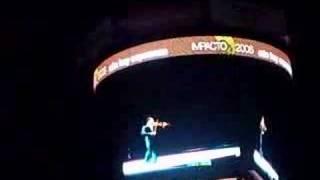 Impacto 2008, Jaime Jorge, Arena Monterrey