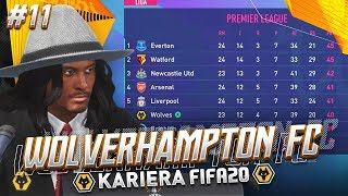 Kariera to jakiś żart... #11 - KARIERA WOLVES | FIFA 20