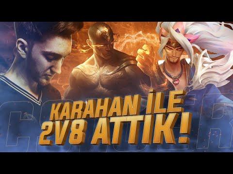 KARAHAN İLE 2V8