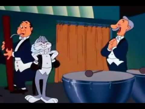 "Bugs Bunny... ""Leopold!"""