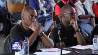 89 GDC 6th Oct 2015 Nembu Girls High School vs Moi Forces Academy Nairobi