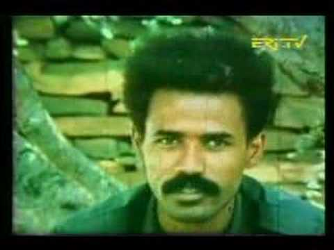 Eritrea - Isaias Afewerki in 1975.