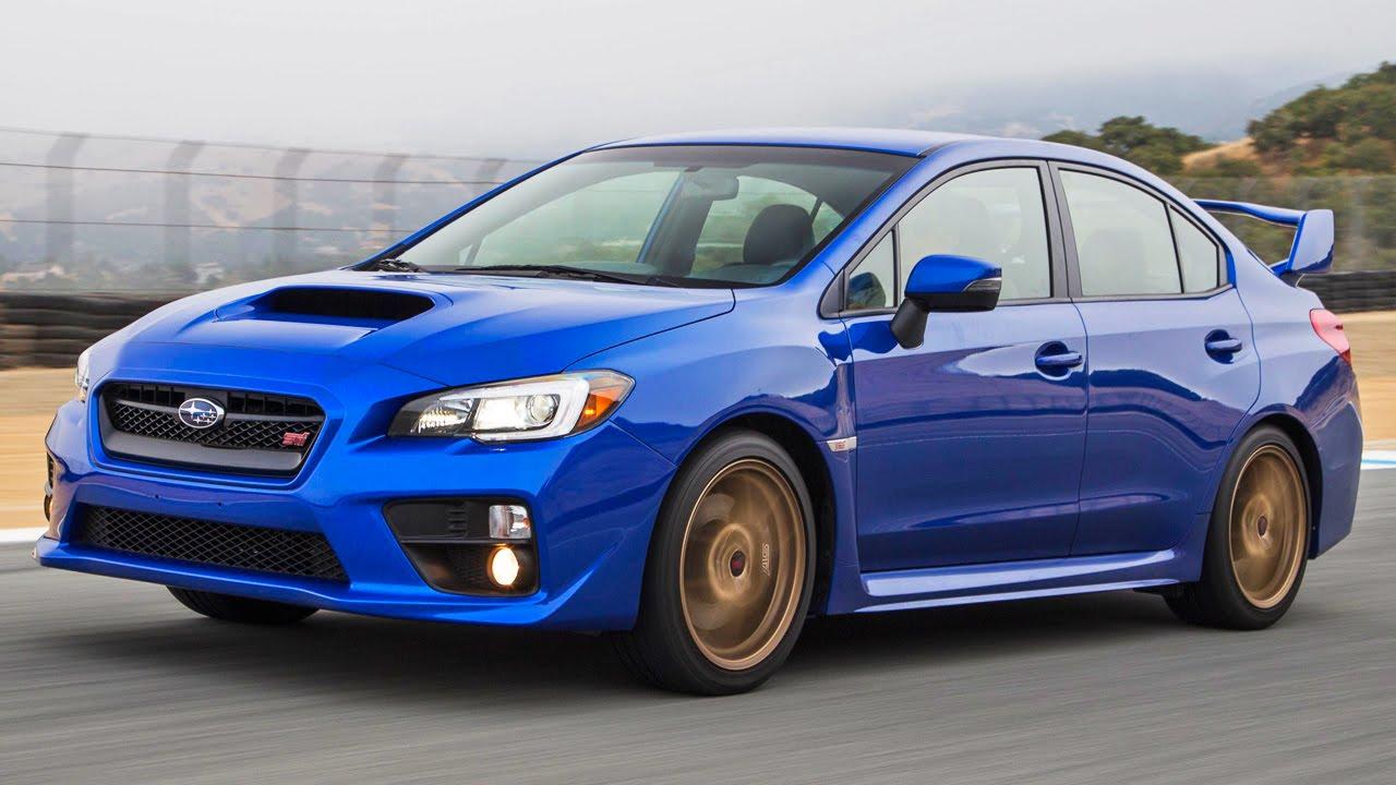 2015 Subaru Wrx Sti Hot Lap 2014 Best Driver S Car