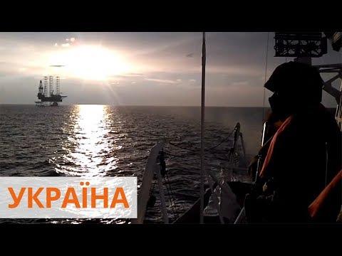 Видео: Почти 11 млрд кубов за 6 лет: РФ ворует газ из украинского шельфа