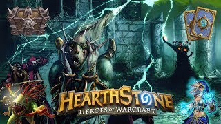 Hearthstone (Gameplay) - Kobolds & Catacombs - Big Control Warlock - INFINITE EVOLVES!?