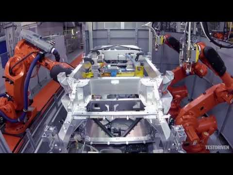 BMW i3 Production - Part 1