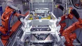 BMW i3 Production - Part 1