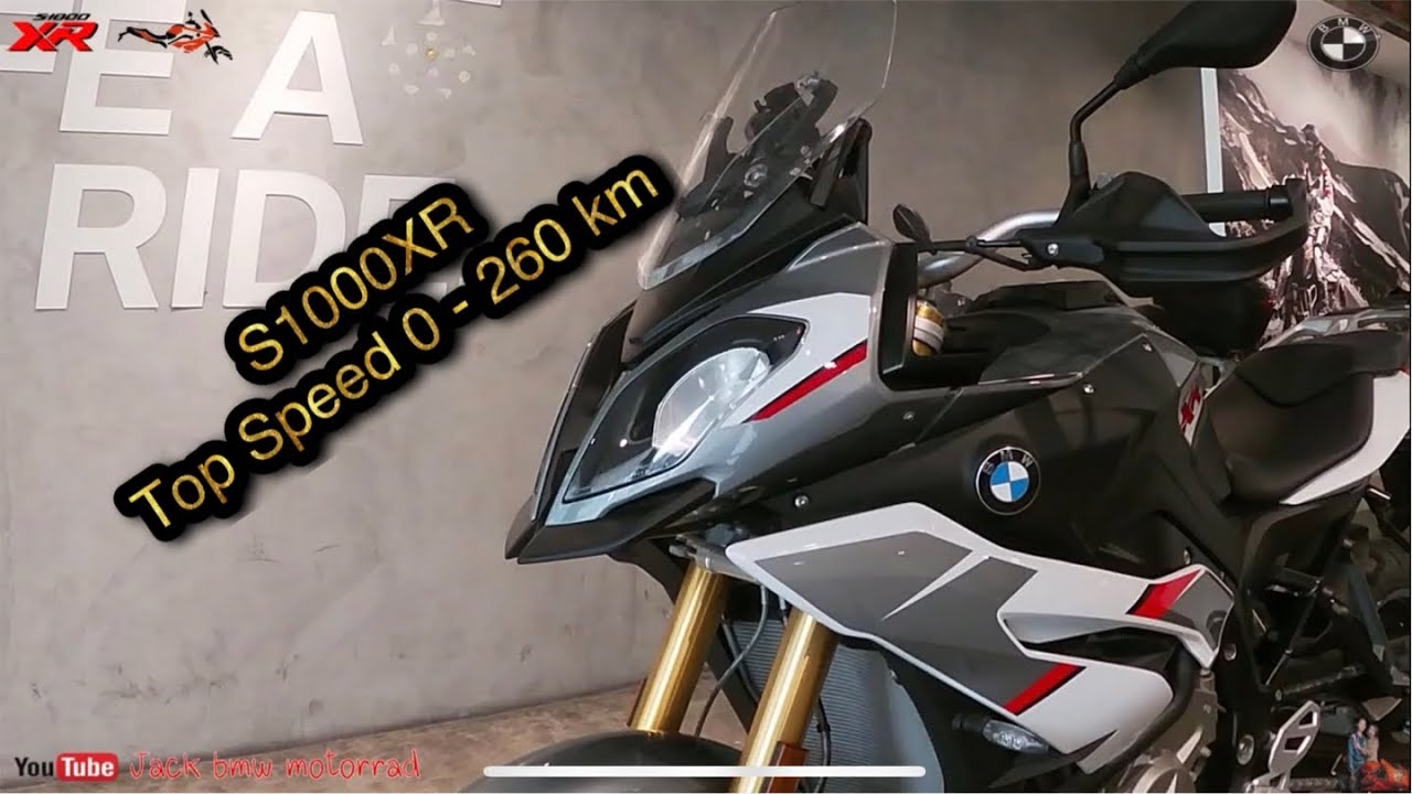 S1000xr Top Speed Youtube