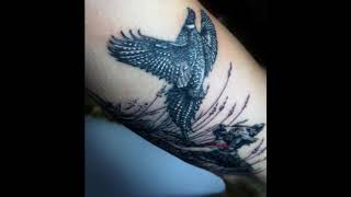Best Pheasant Tattoo Designs For Men, Bird Ink Design Ideas, Pheasant/Bird  Tattoo Designs #3
