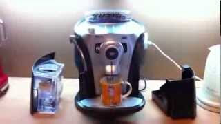 Saeco Odea GO от кофемашина в аренду(, 2013-12-30T10:47:30.000Z)