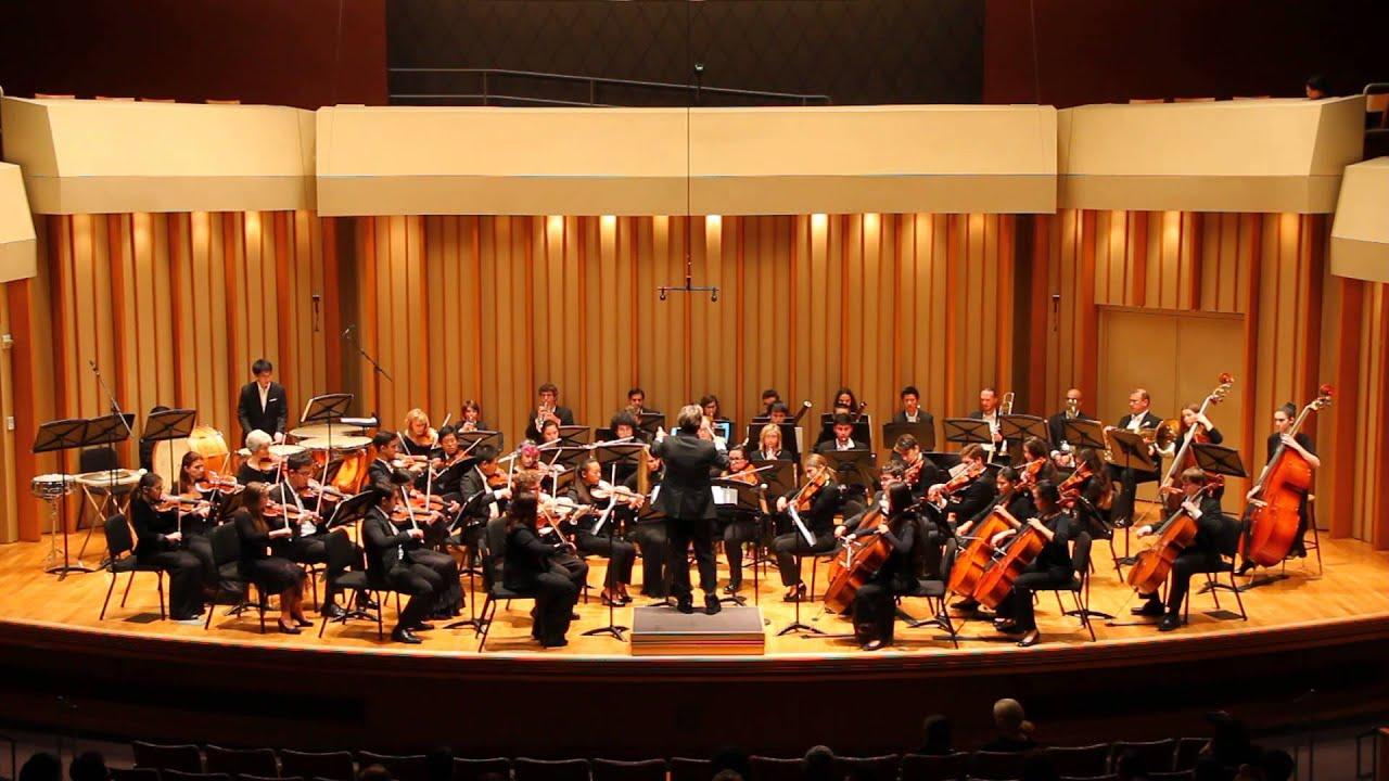 los angeles youth orchestra dvorak symphony no 8 movement no i allegro con brio youtube