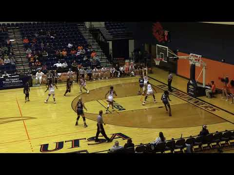 Texas A&M Commerce vs UTSA
