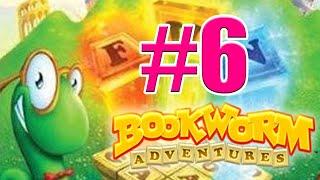 Bookworm Adventures || Gameplay 6 || Bosque de Nemea 🌳🌲🦌