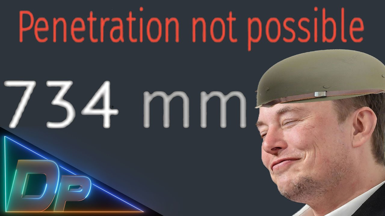 Tank With The THICC Forehead  (War Thunder)