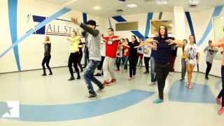 Snoop Dogg -- Drop It Like Its Hot.Hip Hop Choreographyby Dastin. ALL STARS WORKSHOP 9