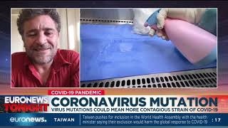 Virus Mutations Could Mean More Contagious Strain Of Covid-19